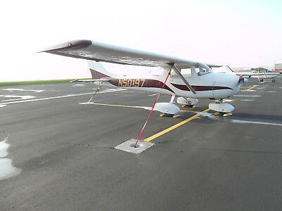 cessna 150 get your ticket this summer, tax write off, business, VOR,  vacation