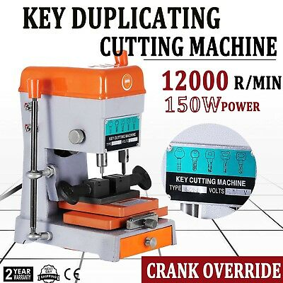 Key Duplicating Machine Key Guide Reproducer Reproducing Cutter Locksmith