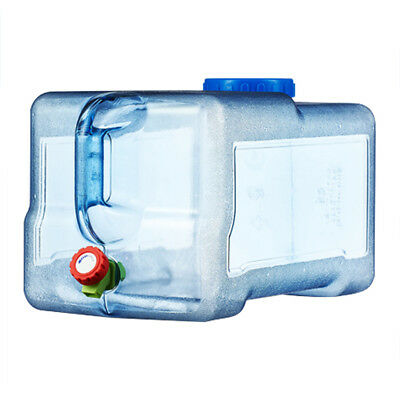 18L Water Container Camping Hiking Clean Water Fingertips Convenience Sporting