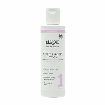 NSPA Beauty Rituals Pure Hydration Gentle Cleansing Lotion