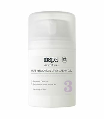 NSPA Beauty Rituals Pure Hydration Daily Cream-Gel 50ml