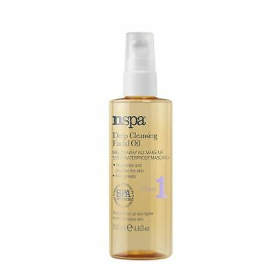 NSPA Deep Cleansing Facial Oil 125ml