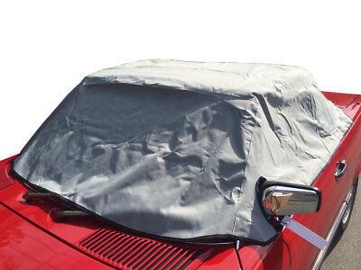 MERCEDES R107 (SL CLASS) SOFT TOP ROOF PROTECTOR - TAILORED 1971 to 1989 (133G)