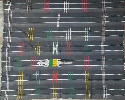100% Cotton and Handwoven Indigo Textiles from Mali, West Africa.
