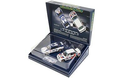 C3693A Scalextric BTCC Touring Car Twin Pack Ford Sierra RS500 BMW E3 1:32 Scale