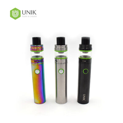 Unik Vaporix V8 Starter Kit Stick V8 Replacement Glass 5 Pack