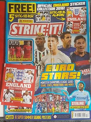 STRIKE-IT  ISSUE 52 3rdSep- 30thSep 2015  with free gift