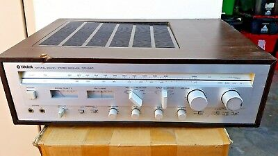 Yamaha Natural Sound Stereo Receiver CR-640