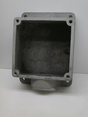 Crouse Hinds AJ71 Explosion Proof Receptacle (BASE ONLY)
