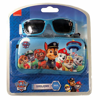Paw Patrol Girls kid's Sunclass With Soft Case 100% UV Protection