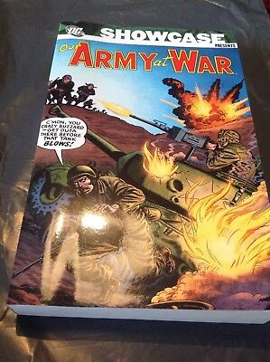Showcase Presents: Our Army at War v. 1 (Showcase Presents 1) Paperback