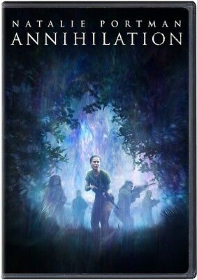 ANNIHILATION (Natalie Portman)  - DVD - Region 1 Sealed