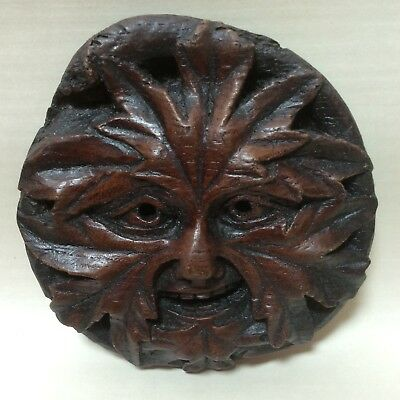 Green Man Reproduction Winchester Cathedral Oakapple Designs Ltd Handmade