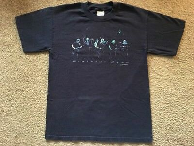 Grateful Dead VTG T-Shirt GDM 2000 Medium Tour Shirt EUC Short Sleeve Tee Shirt
