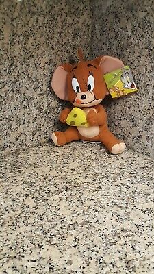 """Jerry Mouse Plush  7"""" (Tom & Jerry)"""