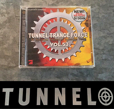 2Cd Tunnel Trance Force Vol. 53