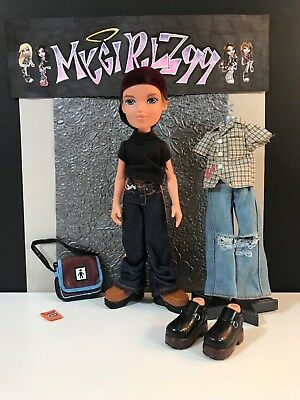 Bratz Boyz First Edtion Cameron Ultimate Collectible Doll MGA  MYGIRLZ99