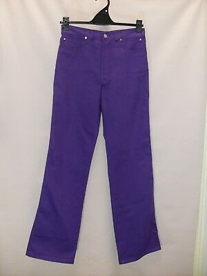 "1970's/80's Vintage ""Staggers"" High Waisted Jeans."
