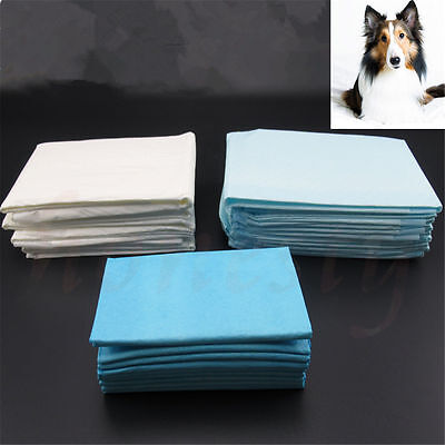 2/5PCS Puppy Trainer Pads Train Toilet Training Dog Pet Cat Pee Wee Sheets Mat