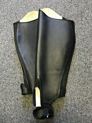 Dublin daily leather chaps/gaiters