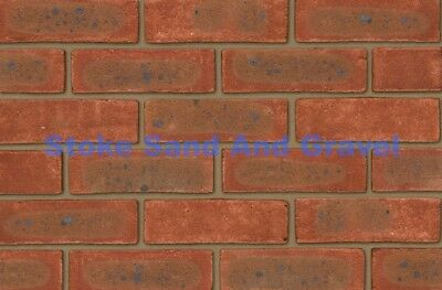 Ibstock parkhouse weston red Multi Facing House Bricks 500 pack 65mm A3055A