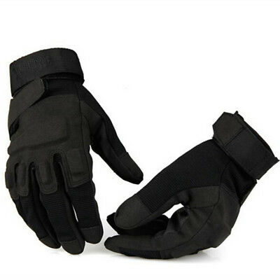 Outdoor Men Sports Military Hunting Cycling Climbing Army Combat Tactical Gloves