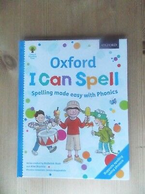 Oxford I Can Spell (Hardback) RRP £11.99,