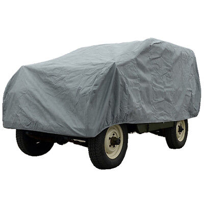 Land Rover Series 1, 2 & 3 Outdoor Car Cover (SWB) - 1948 to 1985 (193)