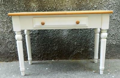 VINTAGE Shabby Country Cottage Folk  Retro Chopping Board/ Hall/ Console Table