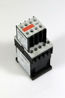 Siemens - Protective AUXILIARY CONTACTOR 6S+2ö - DC 24V - 3RH1262-1BB40 + Switch
