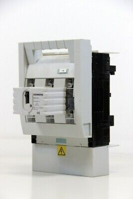Siemens - LOAD BREAK SWITCH Sz 1 - 3np427 + Circuit Breaker - 3rv1611-0bd10
