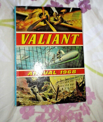 Valiant Annual 1968