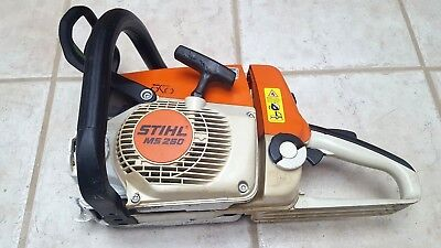 For Parts Stihl Ms260 Pro Chainsaw Head Only