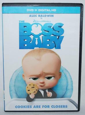 The Boss Baby (DVD, 2017) ~130