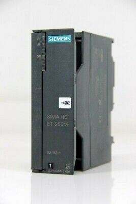 Siemens - IM153-1 Connection for Max 8 s7-300bg - 6ES7 153-1AA03-0XB0 - E: 13
