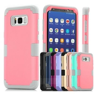 Outer Box For Samsung Galaxy S8/S9 Plus Protective Shockproof Hard Case Cover