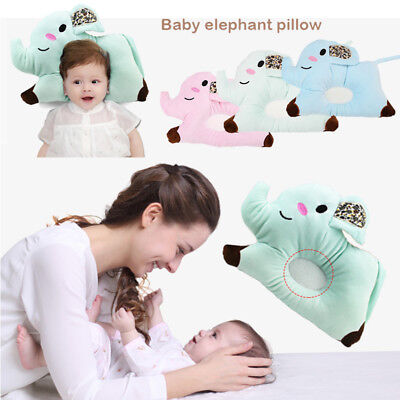 Creative Baby Shaping Pillow Newborn Shaping Pillow Bedding Elephant 4 Colors