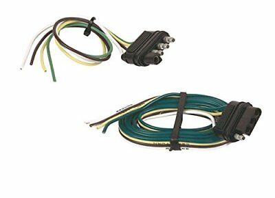 Hopkins 48215 4 Wire Flat Connector Set (Includes 48035 And 48115)