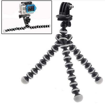 Camera Mini Tripod Octopus Stand Flexible Handheld Grip Universal Mount Holder