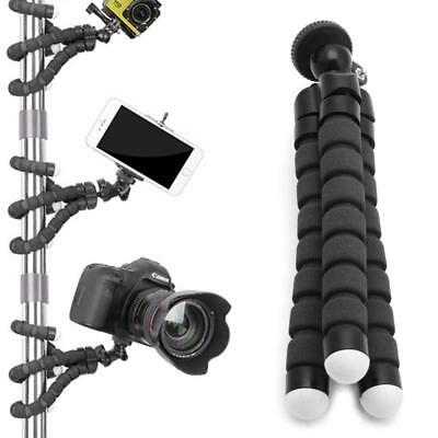 Flexible Tripod Gorilla Octopus Stand Portable Camera Mount Monopod Grip Holder