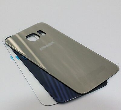 Back Door Battery Glass Rear Cover Case For Samsung Galaxy S6 edge Plus G9280