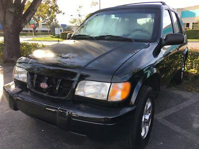 2000 Kia Sportage  2000 Kia Sportage Base 4dr 4WD SUV 2.0L I4 Automatic Drives Great FLORIDA L@@K