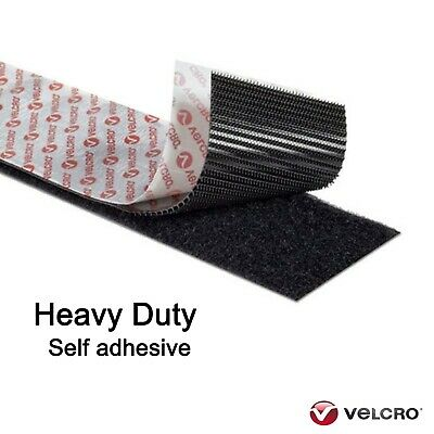 VELCRO PS51/PS521 Industrial  Heavy-Duty self adhesive tape 5cm x 1 meter