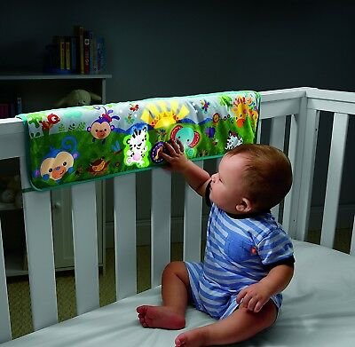 PIANO OF FORESTA Panel COT Baby LIGHTS SOUNDS NINNA NANNA Fisher Price