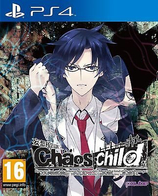 Chaos Child PS4 Playstation 4 Game Brand New In Stock From Brisbane