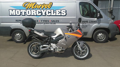 2009 BMW F800ST, ABS, MOT MAY'2019, HPi CLEAR, NEW FORK SEALS, 1 OWNER