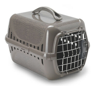 Panier Cage De Transport Chien/chat Agree Transport Avion Porte Iata As00003