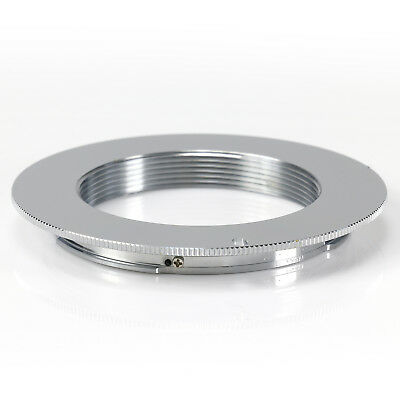 M42 screw mount lens to Canon EOS EF adapter non-flange 5D III 70D 700D 6D 650D