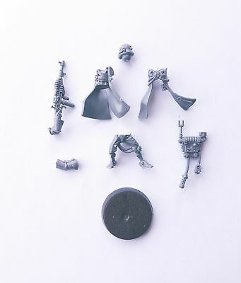 Skitarii Vanguard Single Figure Model - Warhammer 40k Adeptus Mechanicus