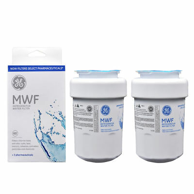 GE General Electric MWF Replacement Refrigerator Water Filter 2PACK